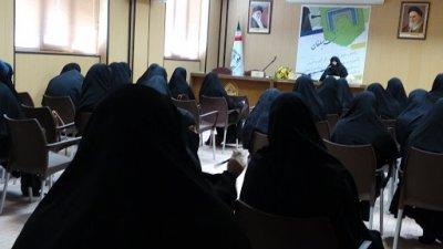 برگزاری  نشست مبلغین ویژه اعزام دهه اول محرم96